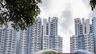 'Buy a Unitech flat, wait 10 years, and some more'