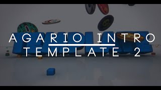 ?AGARIO INTRO TEMPLATE?By DetroxFX?#74