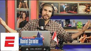 Daniel Cormier on UFC 226 Stipe Miocic KO, Brock Lesnar conflict | Ariel Helwani's MMA Show | ESPN