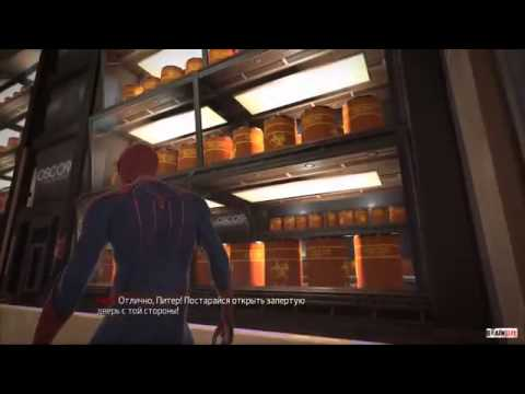 The Amazing Spider man\ Человек паук прохождение игры