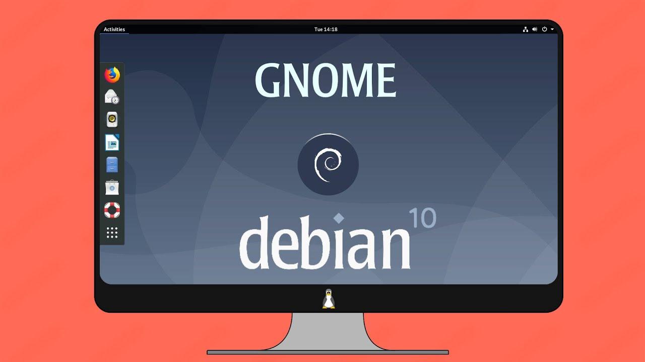 Debian 10 Review (GNOME)