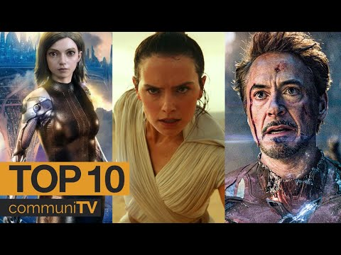 Top 10 Action Movies of 2019