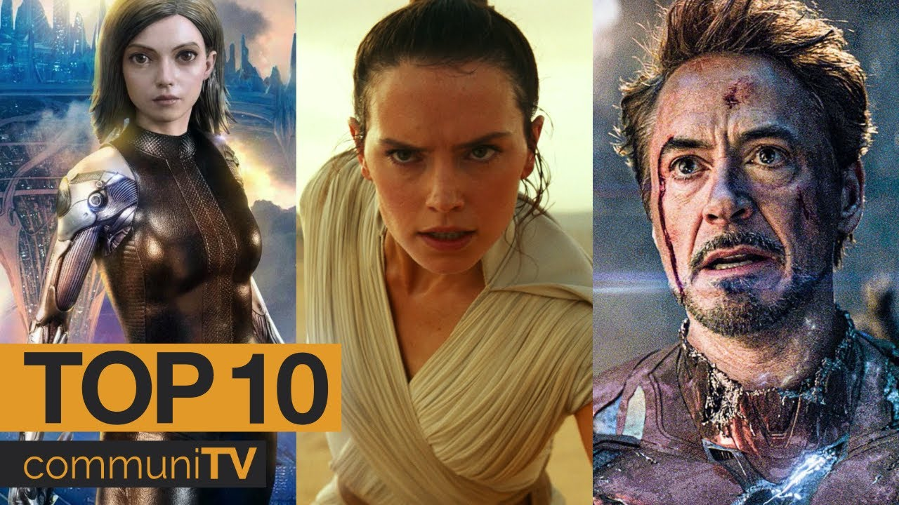 Download Top 10 Action Movies of 2019