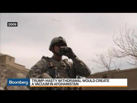 Breaking Down President Trump's Afghanistan Policy