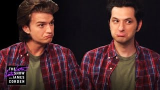 The Truth About Steve & Jean-Ralphio by : The Late Late Show with James Corden