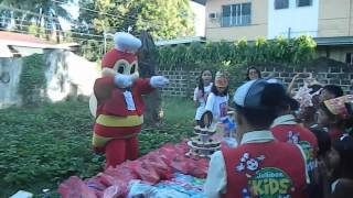 [DGH PROJECT] JOLLIDEEDAY Dara's bday with the kids