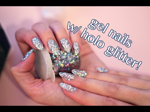 Holographic Mermaid Nails and Hangout! (ASMR Softly Spoken/Whispering)