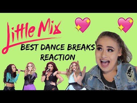 Little Mix Best Dance Breaks // REACTION - Elise Wheeler