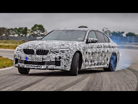 New BMW M5 (2018) Why All-Wheel Drive? [YOUCAR]