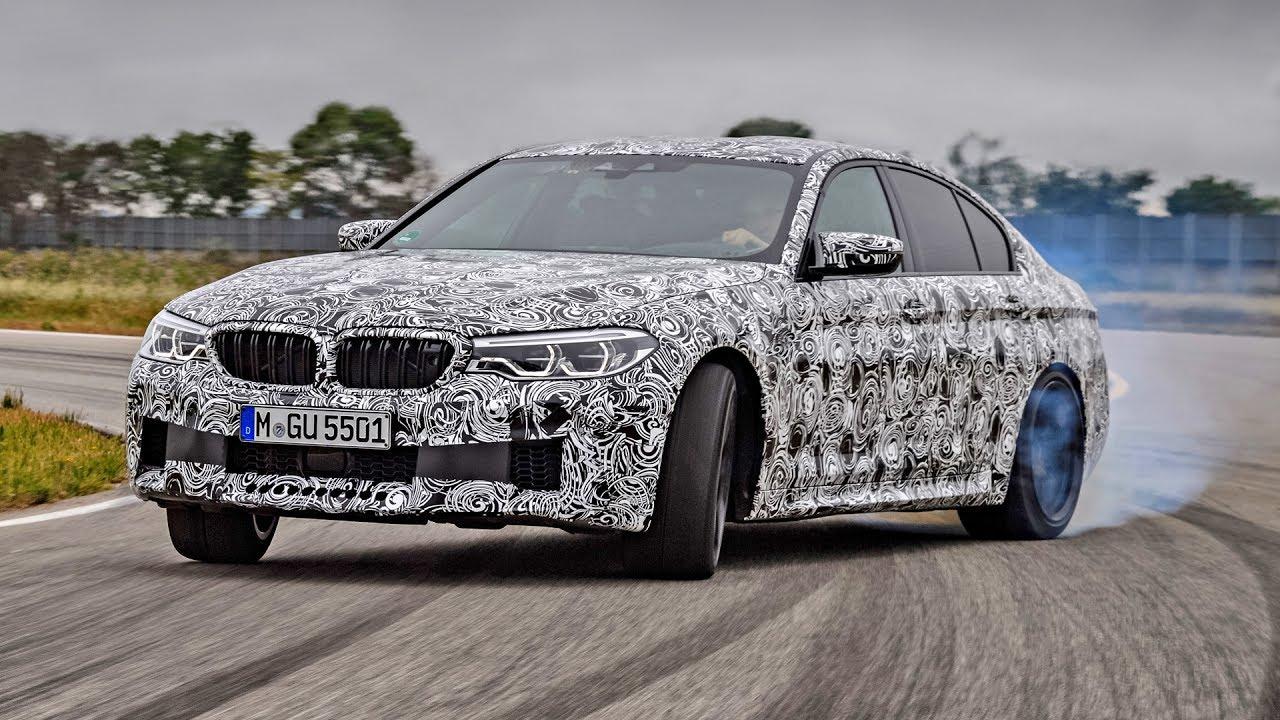 Worksheet. New BMW M5 2018 Why AllWheel Drive YOUCAR  YouTube