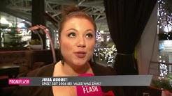 AWZ-Star Julia Augustin: Total entzückt von ihrem Soap-Baby!