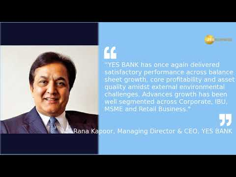 Rana Kapoor's Yes Bank misses estimates, posts 4% drop in Q2FY19 PAT; Here's why