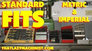LQ#010 Standard fits 101, inch & metric, MARC LECUYER