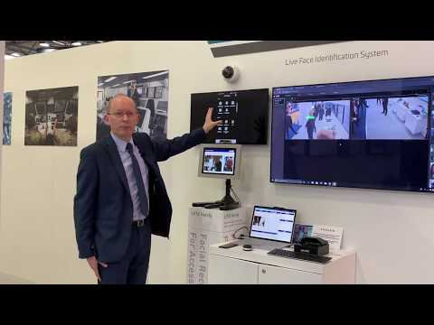 Live Face Identification System (Facial Recognition) - Thales