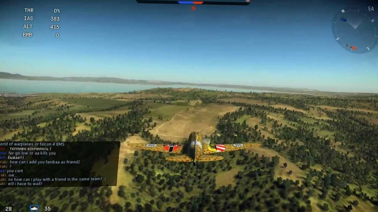 gameplay war thunder