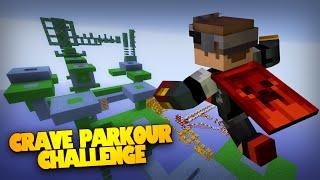 Minecraft CHALLENGE Parkour | iCrave Parkour (Minecraft CHALLENGE Parkour Map)