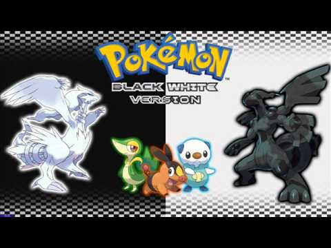 Pokemon Black & White Soundtrack - Victory Road EXTENDED With Badge Gate Lead-ins