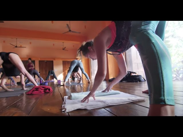 Owning the practice - Evolving your yoga practice as yoga teachers