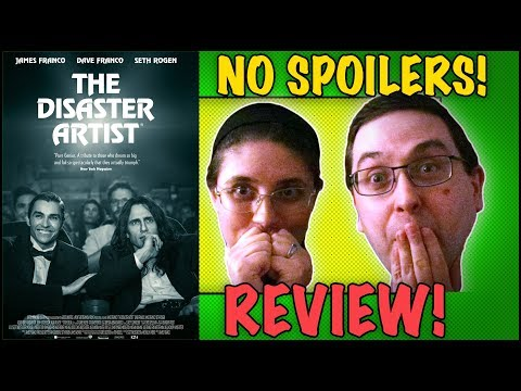 REVIEW! The Disaster Artist NO SPOILERS! - James Franco Movie 2017