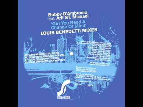 Bobby D'Ambrosio - Girl You Need a Change of Mind mp3 ke stažení