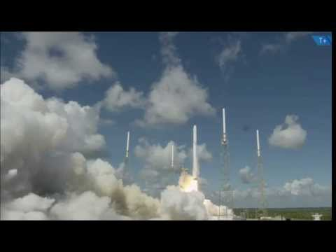 SpaceX Falcon 9 Explosion - June 28th 2015