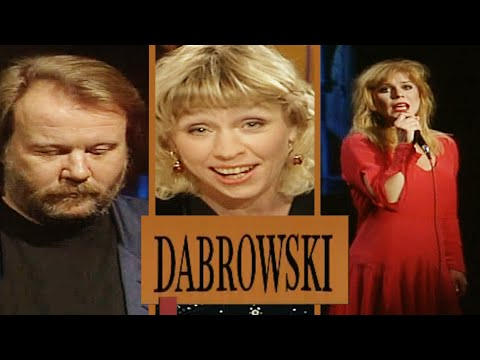 DABROWSKI med Benny Andersson, Ebbe Carlsson, Ainbusk Singers m fl från 1991