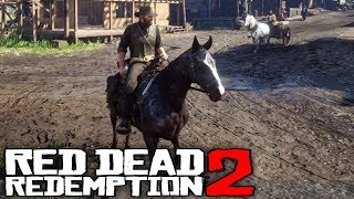 Red Dead Redemeption 2 #3 - The Outlaw Path
