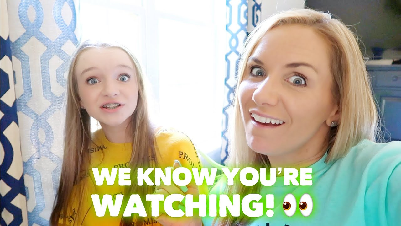 we know you re watching