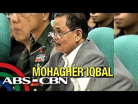 Senators want Iqbal to stop using alias