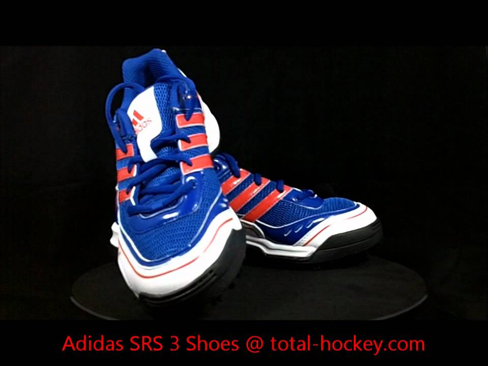 8537cac7090a Adidas SRS3 Shoe at total-hockey - YouTube