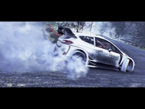 WRC - The Official Game 2019: TRAILER WRC 8