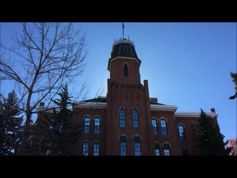 University of Colorado Boulder Campus Video Tour