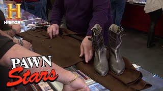 Pawn Stars: Mr. Brown's Suit (Season 12) | History