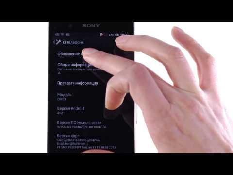 Видео Как обновить андроид на телефоне