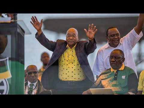 South African Ruling ANC declines to comment on reports of early removal of Zuma