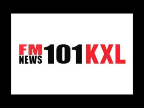 Interview with 101 KXL FM News