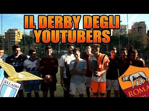 LAZIO - ROMA • Il Derby degli Youtuber •