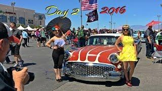 Viva Las Vegas Car Show , Rockabilly Weekend Day 2, 2016