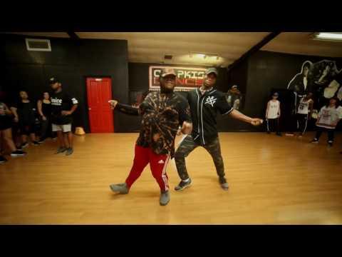 Slum Anthem by K Camp | Chapkis Dance Intensive | Derrique Daniels