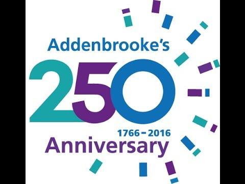 01/07/2016: ITV1 Anglia East - Addenbrooke's celebrates 250 years