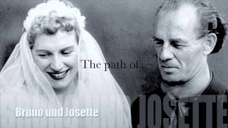 The path of Josette and Bruno Gröning