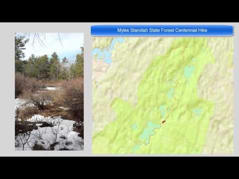 Myles Standish State Forest Centennial Hike 1916-2016