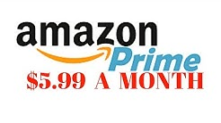 Review Amazon Prime discount for $6 a month if you qualify