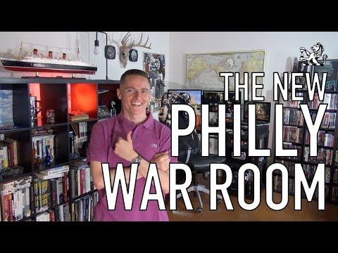 The New Philadelphia Urban Gentry War Room Tour Ft. Hugo Mountbatten