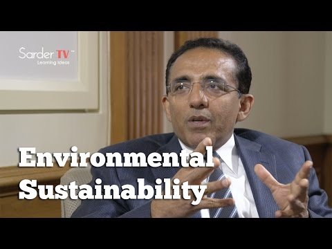 Which companies have embraced environmental sustainability? Ranjay Gulati