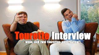 Tourette Interview: Christian Hempel - Wenn sich zwei Touretter