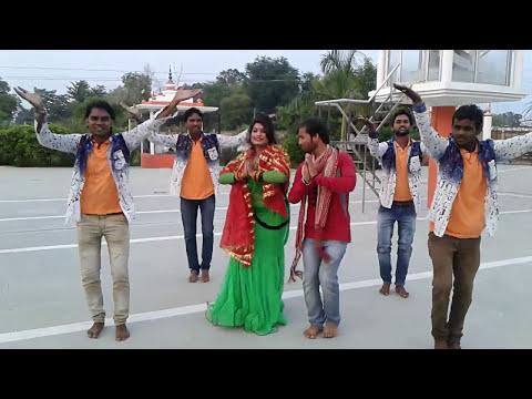 Bhakte Song Ki Chal Rahe Sooting. Rohit Ratn