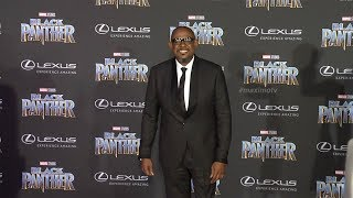 "Forest Whitaker ""Black Panther"" World Premiere Purple Carpet"
