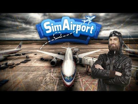 Sim Airport #1 - En piste !