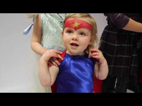 Fight Like a Child: Warriors & Superheroes - Aoibheann's Pink Tie Irish Charity (Preview)